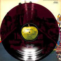 ビートルズ / イエローサブマリン(赤盤,AP-8610)(LPレコード)