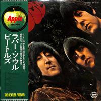 ビートルズ / ラバーソウル(LPレコード)