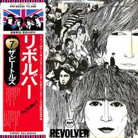 ビートルズ / リボルバー(LPレコード)