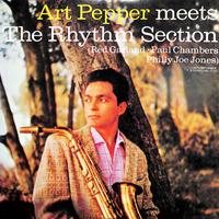 アート・ペッパー Art Pepper / ミーツ・ザ・リズム・セクション
