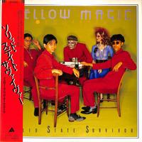 YMO / ソリッド・ステイト・サヴァイヴァー(LPレコード)