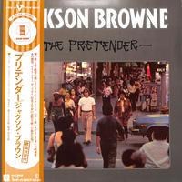 ジャクソン・ブラウン / プリテンダー(LPレコード)