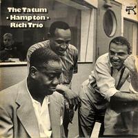 アート・テイタム ライオネル・ハンプトン / The Tatum Hampton Rich Trio(MONO,GERオリジナル)(LPレコード)