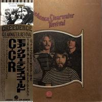 CCR / モアクリーデンスゴールド(ポスター付)(LPレコード)
