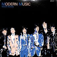 ムーンライダーズ / MODERN MUSIC(LPレコード)