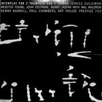 インタープレイ・フォア・2トランペット&テナー(LPレコード)