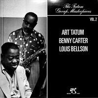アート・テイタム ベニー・カーター ArtTatum BennyCarter / テイタム、カーター、ベルソン VOL.2
