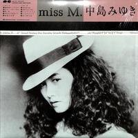 中島みゆき / miss.M