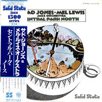 サド・ジョーンズ メル・ルイス・オーケストラ / セントラルパーク・ノース