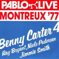 ベニー・カーター / Montreux77(1977 W.GERMANY PABLO,2308204)(LPレコード)