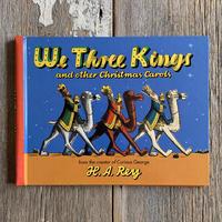 【古本】We Three Kings and other Christmas Carols