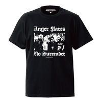"""[通販限定] ANGER FLARES """"NO SURRENDER"""" T-SHIRTS [CD付き]"""