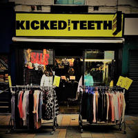 "KICKED IN THE TEETH / KICKED IN THE TEETH (10""EP)"