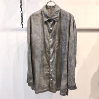 SOWBOW (ソウボウ)  Type B Cotton/Silk regular collar Shirt