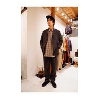 FUJITO (フジト) 黒汁コーティング 4B Jacket