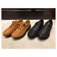 "PG (ピージー) TROUGH Vibram sole&""FREELOCK"" system sneaker"