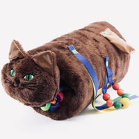 Twiddle Brown Cat