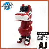 ソフトビニールトイ スニーカーヘッズ Soft Vinyl Toy 「Sneakerheadz」