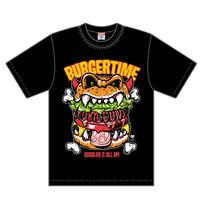 <予約商品>Tシャツ『BURGERTIME』