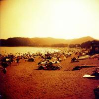 Lamp『八月の詩情』10周年記念12インチカラーアナログ盤(クリアオレンジ)