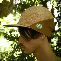 Baseball Cap ( Cork ×  Brown ) / Meek Weed