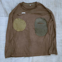 Patch Pocket T-shirt (Wine)