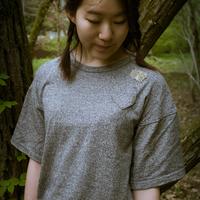 Wappen T-shirt (Blue) / Meek Weed