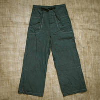 Sarouel Baggy (BlueGreen)