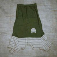 Rebirth Tee  Skirt (Green)
