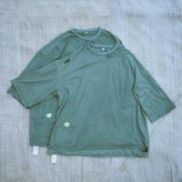 Den-en T-shirt (Green) / Meek Weed
