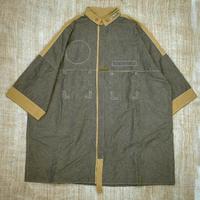 Uniform Shirt (L size  Indigo)