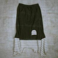 Rebirth Tee  Skirt (Charcoal)