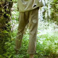 Tac Pants (Khaki) / Meek Weed