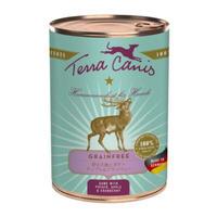テラカニス グレインフリー 穀物不使用 鹿肉400g