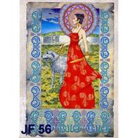 アイルランドの神話と伝説 グリーティングカード