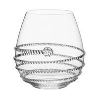 [Juliska] AMALIA STEMLESS RED WINE GLASS