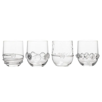 [Juliska] HERITAGE COLLECTORS SET OF TUMBLERS