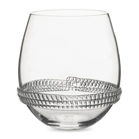 [Juliska] DEAN STEMLESS WINE GLASS