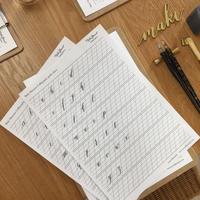 3月22日(金)14:30 - 16:30  Maki Shimano「モダンカリグラフィー&ギフトラッピング」ワークショップ