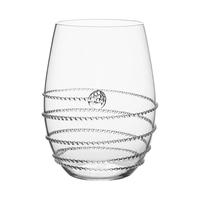 [Juliska] AMALIA STEMLESS WHITE WINE GLASS
