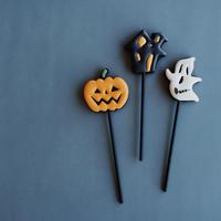 ロリポップ・アイシングクッキー※10月21日〜10月30日着の発送日指定商品です。