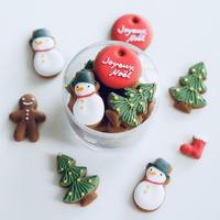 Joyeux Noël(アイシングクッキー+型抜クッキー)発送は12月8日以降の指定日