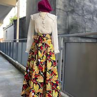 Bouncy Skirt  バウンシースカート ラップスカート red fruit