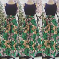 Bouncy Skirt  バウンシースカート ラップスカート Mint Sq