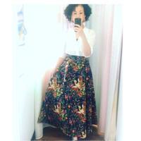 Bouncy Skirt  バウンシースカート ラップスカート bird