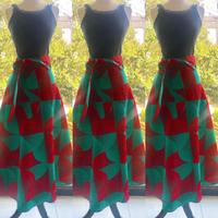 Bouncy Skirt  バウンシースカート ラップスカート R&G