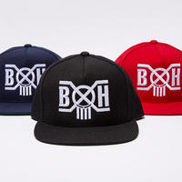 BxH Logo Snap Back Cap