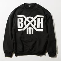 BxH Logo Crew Neck Sweat Shirts