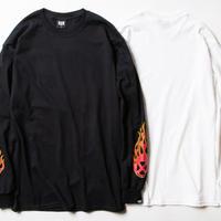 BxH Flames L/S Tee