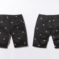 40%OFF BxH Skull Half Pants